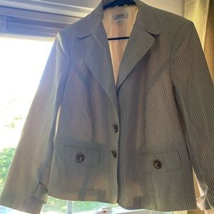 Classic summer jacket by Talbots